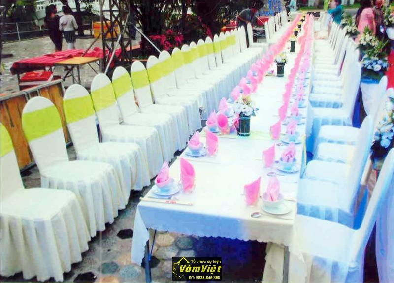 Cho thuê bàn ghế tại Đồng Nai | Biên Hòa - Hình 05