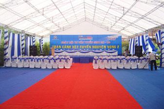 Dịch vụ cho thuê thảm sự kiện | đám cưới | đỏ tại Đồng Nai | Biên Hòa | Trảng Bom | Long Thành | Nhơn Trạch | Long Khánh