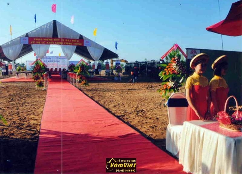 Cho thuê thảm đỏ tại Đồng Nai | Biên Hòa - Hình 02
