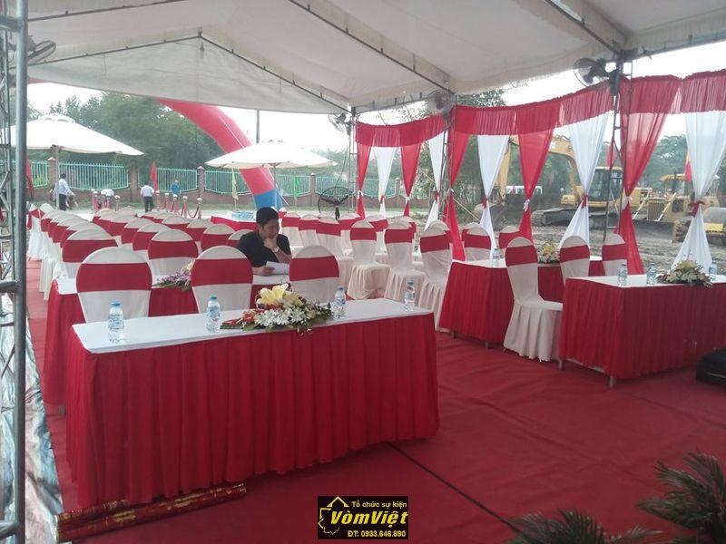 Lễ khởi công - Công trình xây dựng phân hiệu trưởng cán bộ hội nông dân Việt Nam - H3