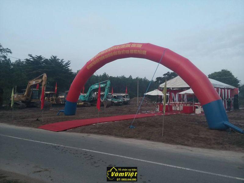 Lễ khởi công - Công trình xây dựng phân hiệu trưởng cán bộ hội nông dân Việt Nam - H4