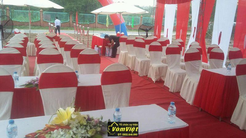 Lễ khởi công - Công trình xây dựng phân hiệu trưởng cán bộ hội nông dân Việt Nam - H5