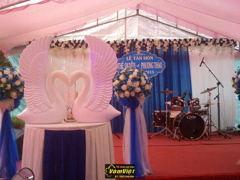 Đám cưới Thế Quyền - Phương Thảo - Hình 7