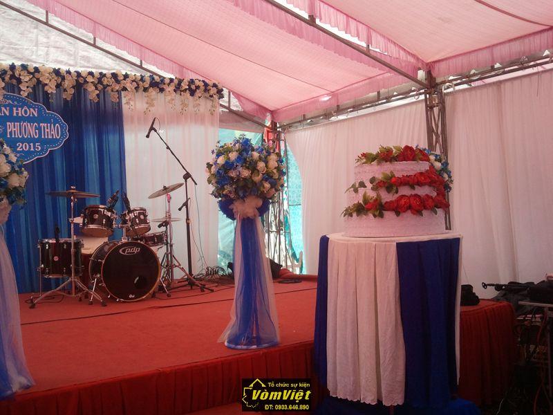 Đám cưới Thế Quyền - Phương Thảo - Hình 8