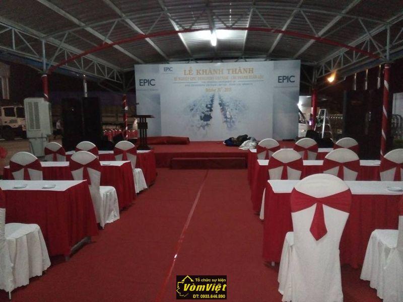 Lễ Khánh Thành Xí Nghiệp EPIC DESIGNERS Việt Nam- H5