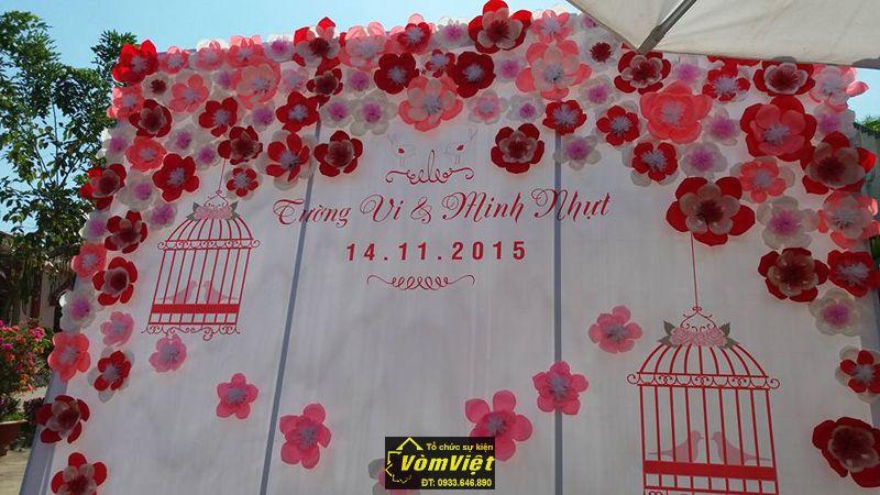 Đám cưới Tường Vy - Minh Nhật - Hình 01