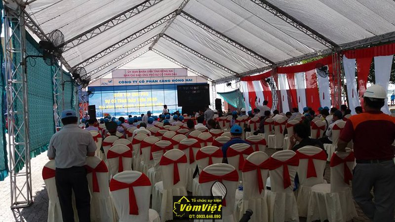 Lễ Diễn Tập Ứng Phó Sự Cố Tràn Dầu Tại Cảng Long Bình Tân. Hình 7