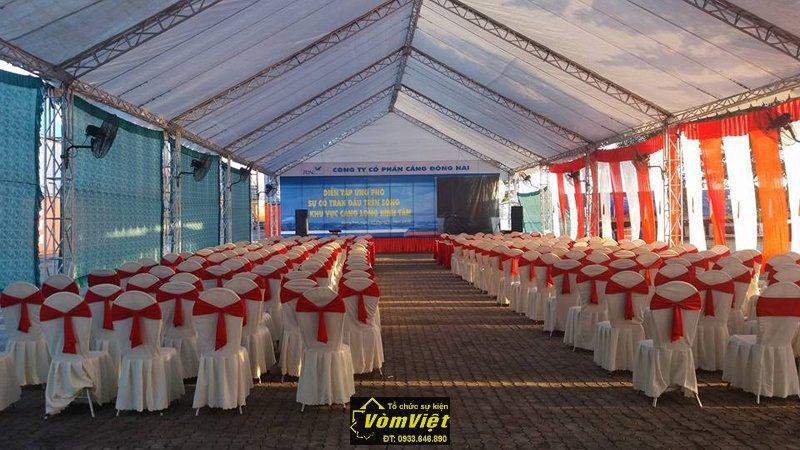 Lễ Diễn Tập Ứng Phó Sự Cố Tràn Dầu Tại Cảng Long Bình Tân. Hình 5
