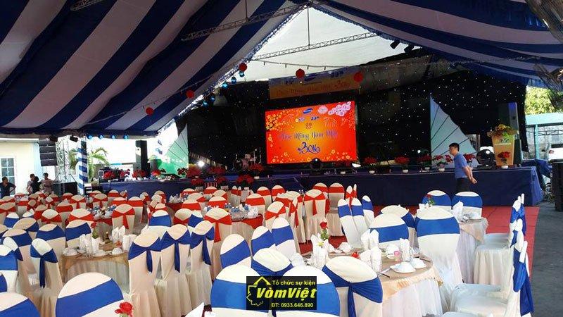 Lễ kỉ niệm và tiệc tất niên của cán bộ CNV Phước Long ICD - Hình 1