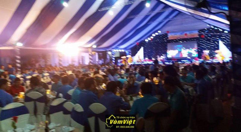 Lễ kỉ niệm và tiệc tất niên của cán bộ CNV Phước Long ICD - Hình 2