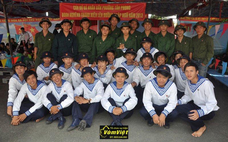 Lễ Khai Mạc Hội Trại Tòng Quân 2016 - Hình 11
