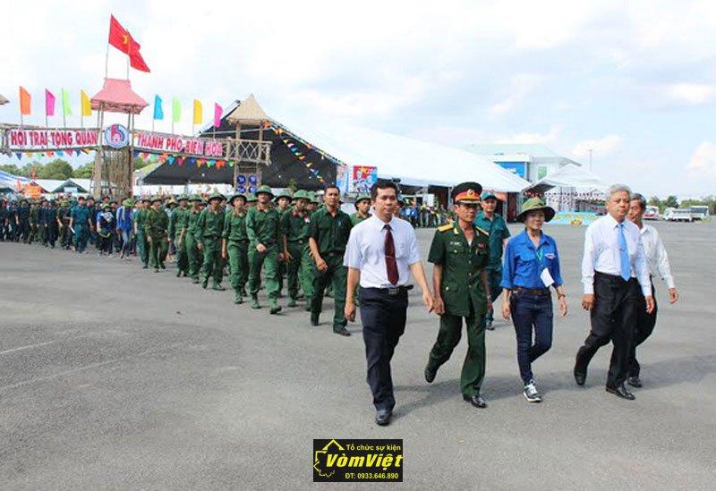Lễ Khai Mạc Hội Trại Tòng Quân 2016 - Hình 7