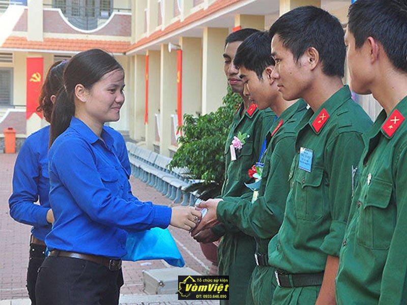 Lễ Khai Mạc Hội Trại Tòng Quân 2016 - Hình 9