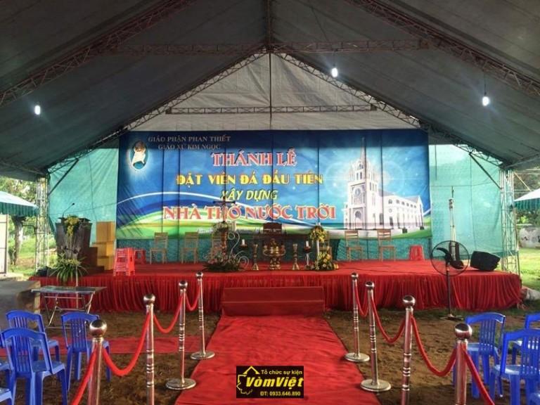 Thánh Lễ Đặt Viên Đá Xây Dựng Nhà Thờ Nước Trời – Hình 3