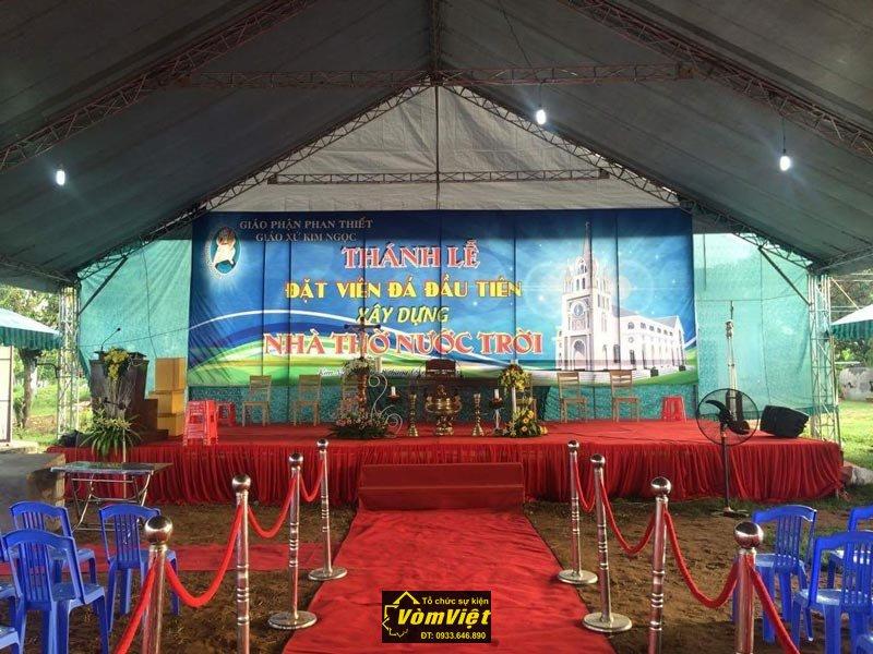 Thánh Lễ Đặt Viên Đá Xây Dựng Nhà Thờ Nước Trời - Hình 3