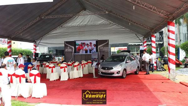 Buổi ra mắt dòng xe mới của hãng Mitsubishi - Hình 02