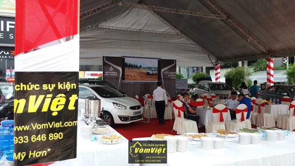 Buổi ra mắt dòng xe mới của hãng Mitsubishi - Hình 03