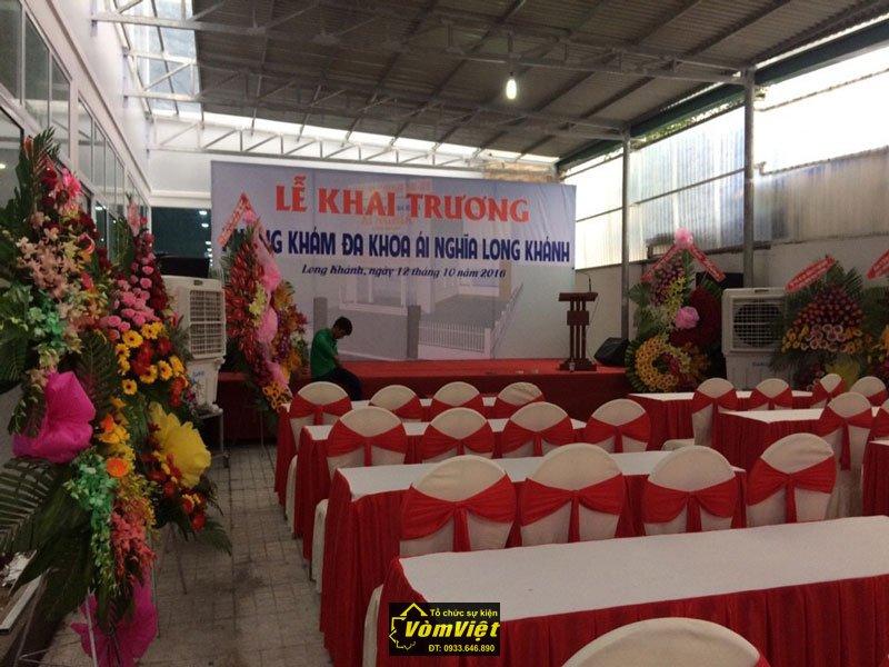 Lễ Khai Trương - Phòng Khám Đa Khoa Ái Nghĩa Long Khánh Hình 2