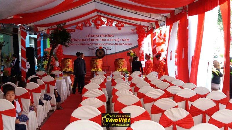 Lễ Khai Trương Tổng Đại Lý BHNT Dai-ichi Việt Nam tại Trảng Bom Hình 2