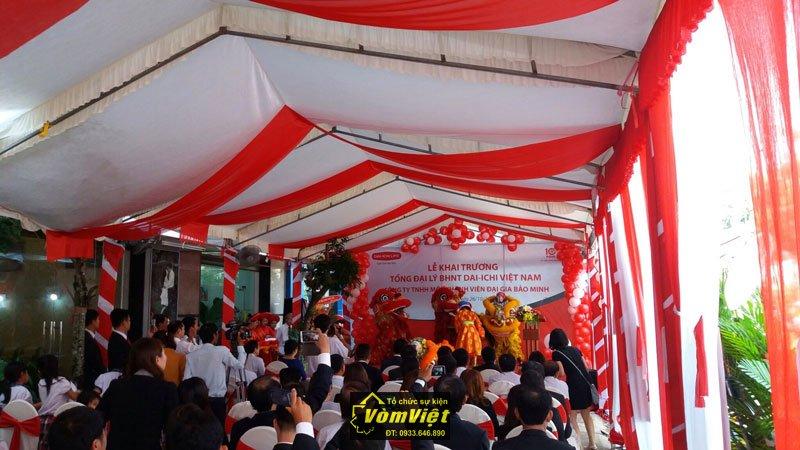 Lễ Khai Trương Tổng Đại Lý BHNT Dai-ichi Việt Nam tại Trảng Bom Hình 5