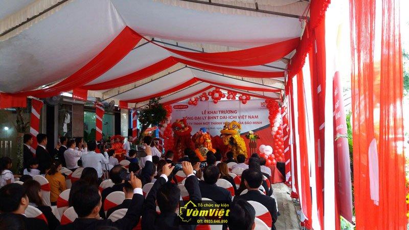 Lễ Khai Trương Tổng Đại Lý BHNT Dai-ichi Việt Nam tại Trảng Bom Hình 6