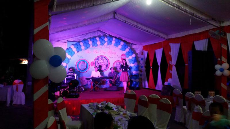 Tiệc Đầy Tháng Bé Buỳ Duy Khang tại Trảng Bom Hình 2