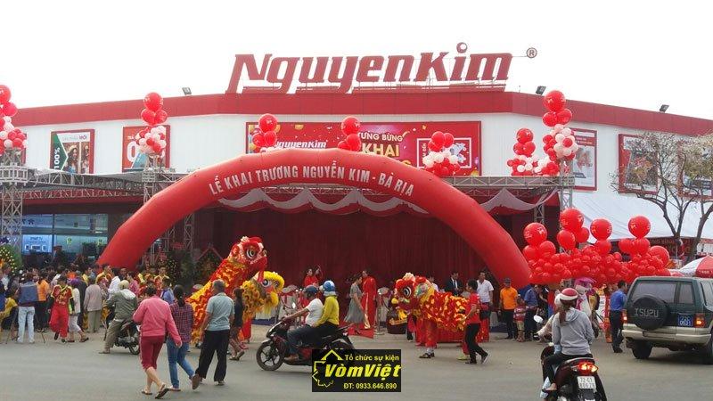 Lễ Khai Trương Trung Tâm Điện Máy Nguyễn Kim - Hình 7
