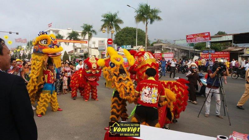 Lễ Khai Trương Trung Tâm Điện Máy Nguyễn Kim - Hình 8