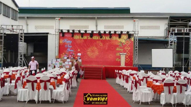 Tiệc Tất Niên Công Ty Sheng Bang Hữu Hạn Kim Loại - Hình 3