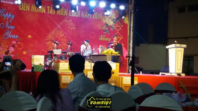 Tiệc Tất Niên Công Ty Sheng Bang Hữu Hạn Kim Loại - Hình 5
