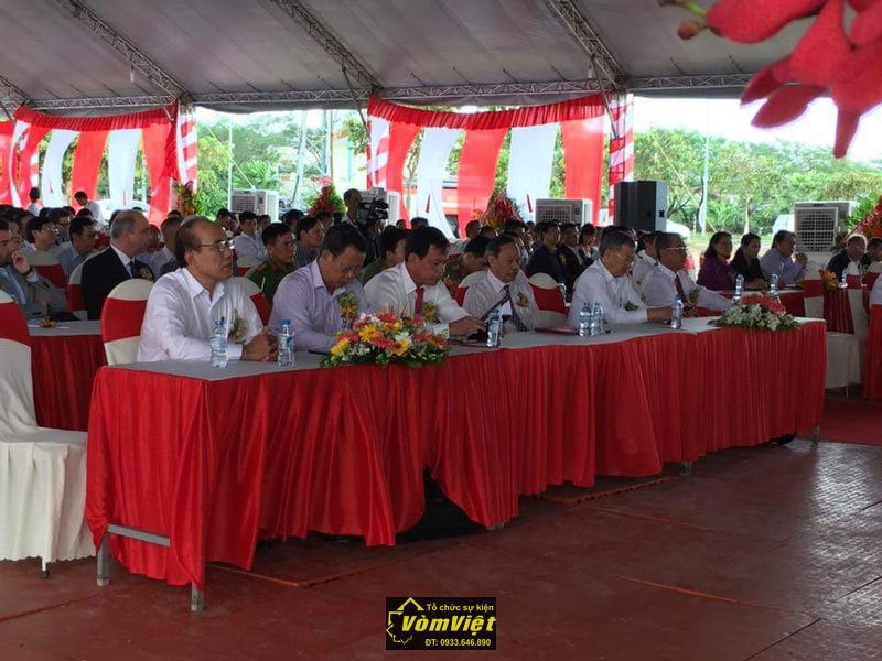 Lễ Khởi Công - Xây Dựng Nhà Máy Cafe Hòa Tan Tín Nghĩa tại KCN Nhơn Trạch - Hình 2