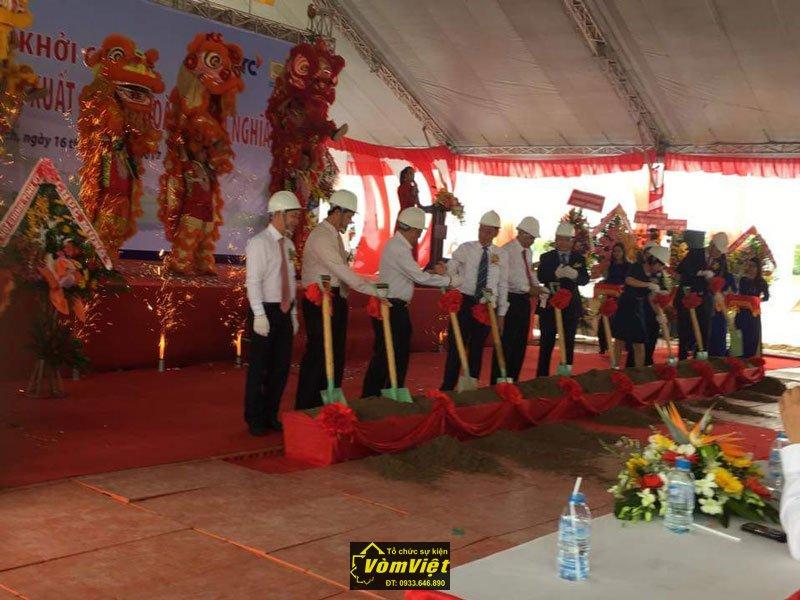 Lễ Khởi Công - Xây Dựng Nhà Máy Cafe Hòa Tan Tín Nghĩa tại KCN Nhơn Trạch - Hình 3