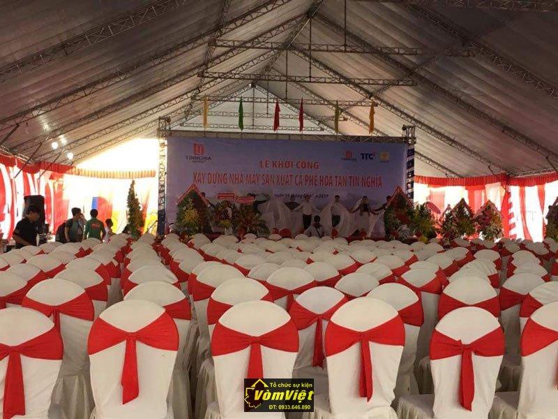 Lễ Khởi Công - Xây Dựng Nhà Máy Cafe Hòa Tan Tín Nghĩa tại KCN Nhơn Trạch - Hình 4