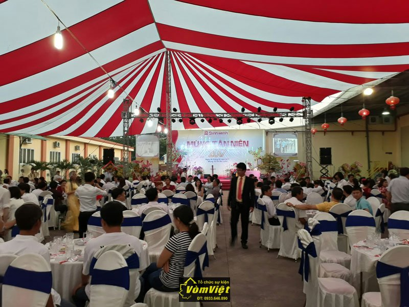Tiệc Tất Niên Công Ty TNHH Sản Xuất Thức Ăn Gia Súc Bình Minh - Hình 2