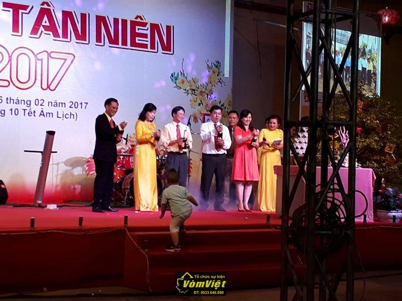 Tiệc Tất Niên Công Ty TNHH Sản Xuất Thức Ăn Gia Súc Bình Minh - Hình 3