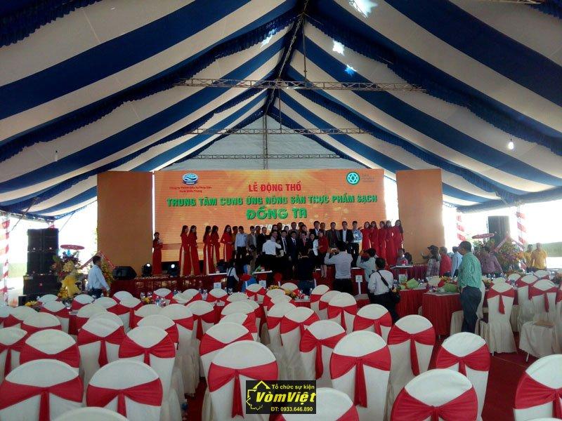 Lễ Động Thổ - Trung Tâm Cung Ứng Nông Sản Thực Phẩm Sạch Đồng Ta tại TP Phan Thiết Hình 3