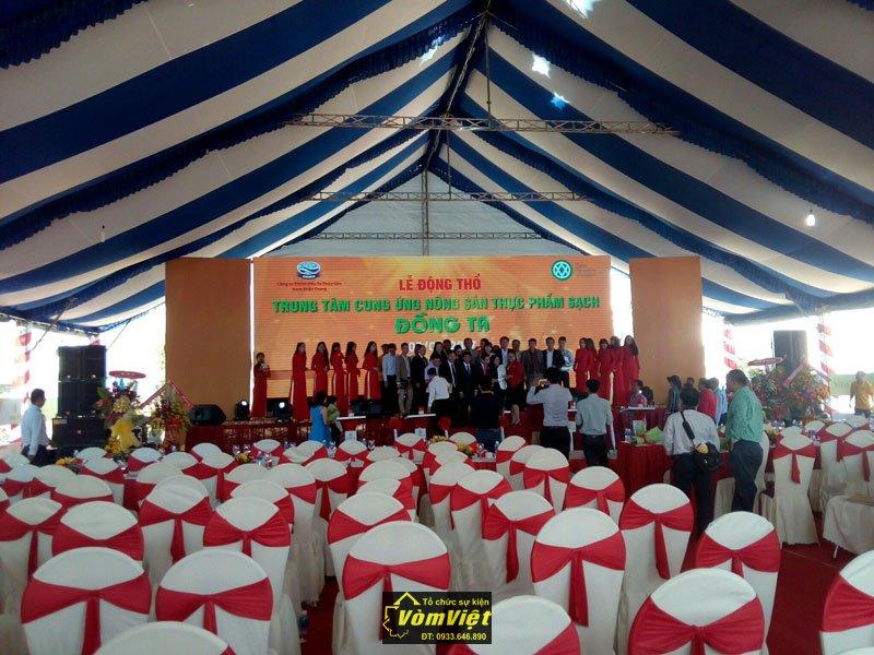 Lễ Động Thổ - Trung Tâm Cung Ứng Nông Sản Thực Phẩm Sạch Đồng Ta tại TP Phan Thiết Hình 5