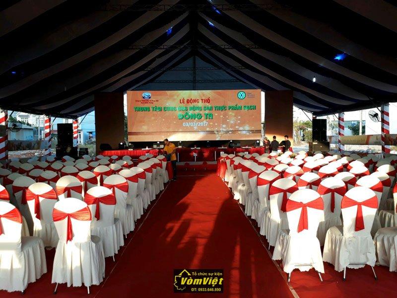 Lễ Động Thổ - Trung Tâm Cung Ứng Nông Sản Thực Phẩm Sạch Đồng Ta tại TP Phan Thiết - Hình 9