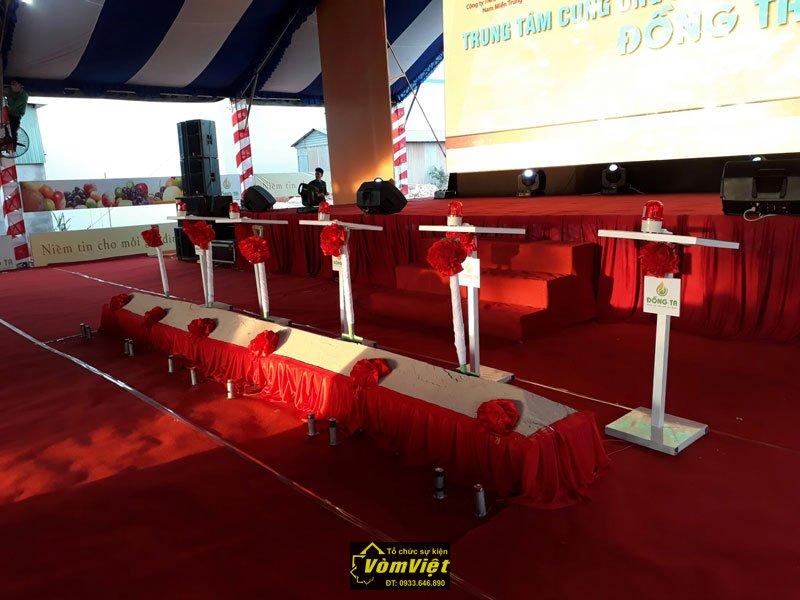 Lễ Động Thổ - Trung Tâm Cung Ứng Nông Sản Thực Phẩm Sạch Đồng Ta tại TP Phan Thiết - Hình 15