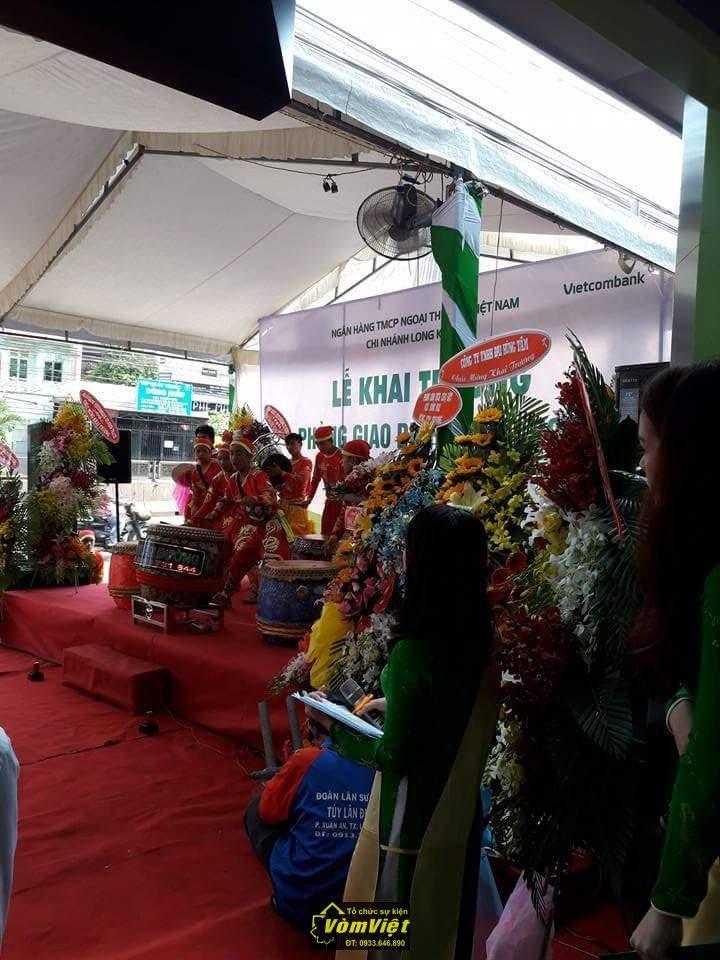 Lễ Khai Trương - Chi Nhánh VietcomBank Phòng Giao Dịch Trung Hòa - Trảng Bom - Hình 5