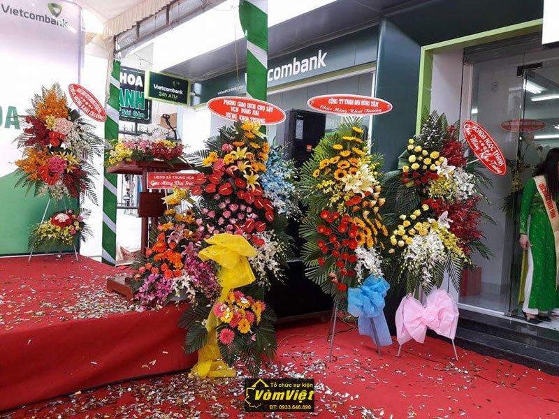 Lễ Khai Trương - Chi Nhánh VietcomBank Phòng Giao Dịch Trung Hòa - Trảng Bom - Hình 8