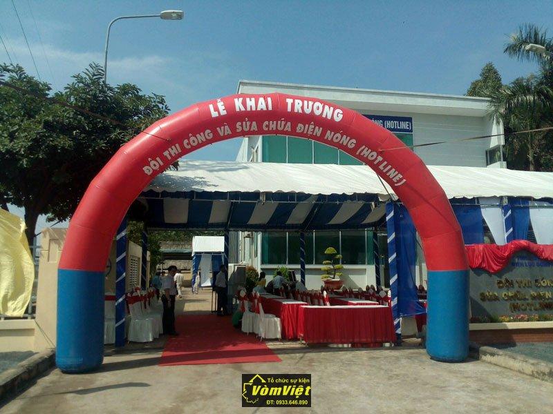 Lễ Khai Trương - Trạm Điện Nóng ENV KCN Biên Hòa - Hình 1