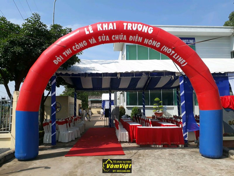 Lễ Khai Trương - Trạm Điện Nóng ENV KCN Biên Hòa - Hình 3