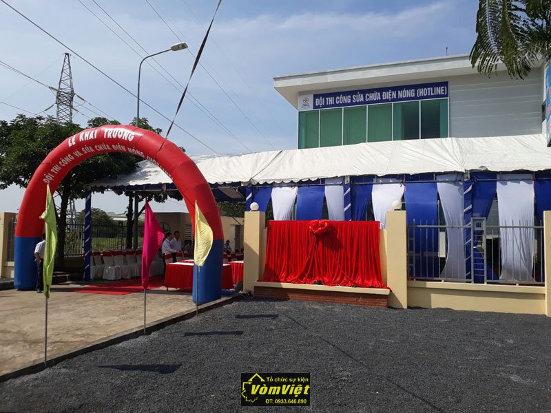 Lễ Khai Trương - Trạm Điện Nóng ENV KCN Biên Hòa - Hình 4