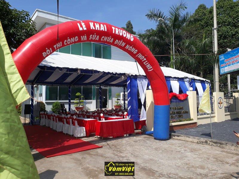 Lễ Khai Trương - Trạm Điện Nóng ENV KCN Biên Hòa - Hình 6