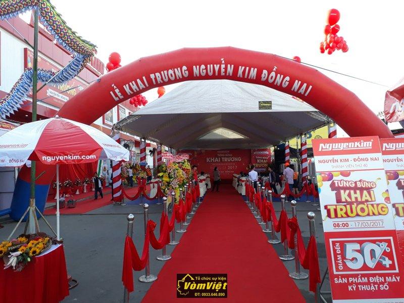Lễ Khai Trương Trung Tâm Mua Sẵm Nguyễn Kim Đồng Nai - Hính 3