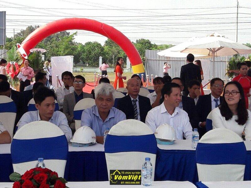 Lễ Khởi Công Xây Dựng Nhà Máy Casta KCN Long Khánh - Đồng Nai Hình 4