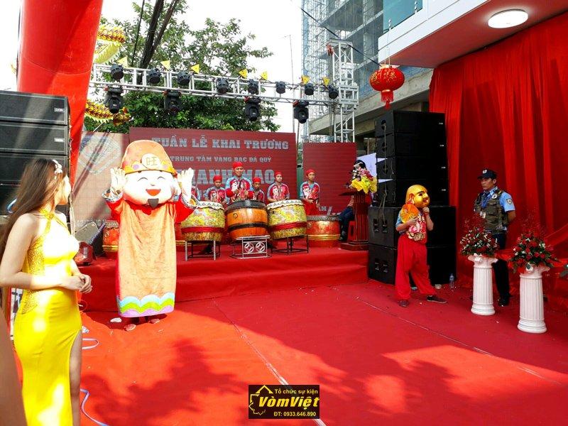 Lễ Khai Trương Trung Tâm Vàng Bạc Đá Quý Thanh Mao  - Hình 1