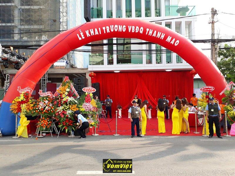 Lễ Khai Trương Trung Tâm Vàng Bạc Đá Quý Thanh Mao  - Hình 3