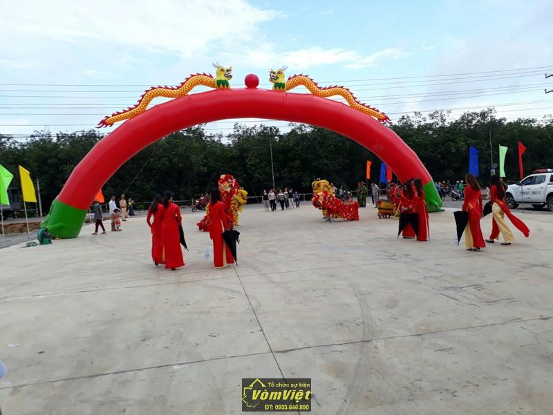 Lễ Khánh Thành Chợ Đầu Mối Nông Sản Thực Phẩm Dầu Giây - Hinh 7